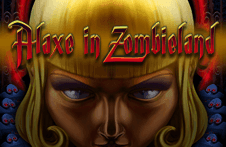 Демо автомат Alaxe in Zombieland