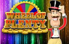 Демо автомат Wheel of Plenty