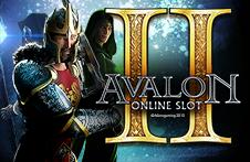 Демо автомат AVALON II- QUEST FOR GRAIL