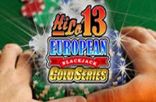 Демо автомат Hilo 13 European Blackjack