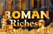 Игровой автомат Roman Riches — знакомство с историей Римской империи