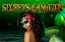 Игровой автомат Secrets Of The Amazon — возможность полюбоваться Амазонкой