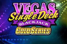 Демо автомат Vegas Single Deck Blackjack