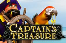 Демо автомат Captain's Treasure