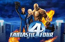 Демо автомат Fantastic Four