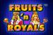Демо автомат Fruits and Royals